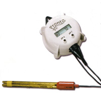 Hanna Instruments HI981402 pH indicator w/alarm for wate